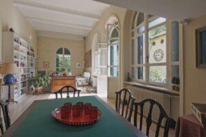 Salone villa storica in vendita domoria torino