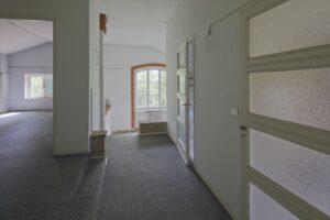 Corridoio depandance villa storica in vendita domoria torino