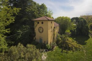 Depandande villa storica in vendita domoria torino