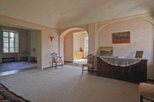 Ingresso villa storica in vendita domoria torino