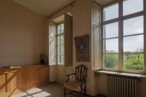 Sala da pranzo villa storica in vendita domoria torino