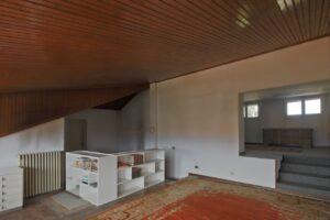 Sala mansarda villa storica in vendita domoria torino