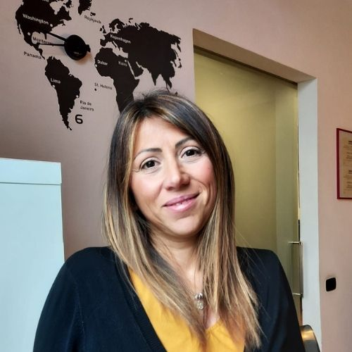 Erika Gariglio. immagine in evidenza